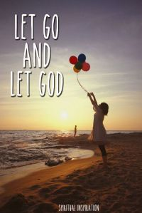Let Go and Let God