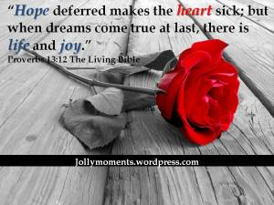 Hope Deffered